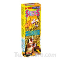 KIKI STICKS HONEY GOLDFINCHES 60gr